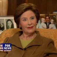 Watch: Laura Bush Talks Gay Marriage, 'Don't Ask, Don't Tell'