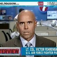 Lt. Col. Victor Fehrenbach to Pentagon: Throw Out the Troop Survey and Come to Work with Me