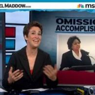 Watch: Rachel Maddow on the Fabricated Racial Controversy and Resignation of Shirley Sherrod