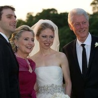 Chelsea Clinton Weds In New York