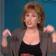 Joy Behar on Sharron Angle's Racism: 'Come Here Bitch, Come to New York and Do It'
