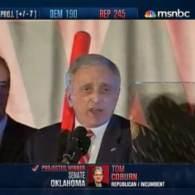 Watch: Carl Paladino Brandishes Bat, Makes Premeditated Violent Concession Speech Threat