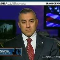 Watch: Former Staff Sgt. Eric Alva, the First Marine Wounded in Iraq, Speaks Out About DADT on Hardball