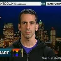 Dan Savage on McCain's Objections to DADT Repeal: He's a Bigot