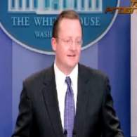 Watch: Robert Gibbs Dodges More Questioning on Obama's Same-Sex Marriage Position