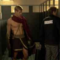 Watch: Trevor Donovan Reveals Why You Should Never Wear Your Spartan Outfit to the Men's Room