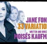 Big Gay Deal – Jane Fonda in '33 Variations' in Los Angeles