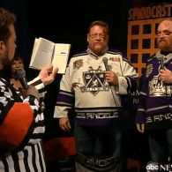 Watch: Kevin Smith Marries Same-Sex Couple on Nightline