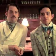Watch: Jersey Shore Meets Oscar Wilde