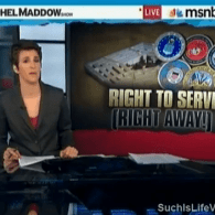 Watch: Rachel Maddow Discusses DADT Injunction's Function