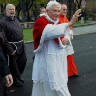 Pope Benedict's Tweets