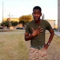 Marine Invites Betty White to the 'Marine Ball': VIDEO