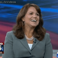 Christine O'Donnell Explains Piers Morgan Walk Off: Video