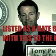 Equality California Rips Tony Perkins and the Family Research Council and its Ties to the KKK: VIDEO