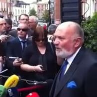 Gay Irish Presidential Candidate David Norris Drops Out of Race: VIDEO