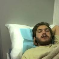 Emile Hirsch Had His Wisdom Teeth Removed: VIDEO
