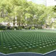 Pic of the Day: 2,753 Empty Chairs in NYC's Bryant Park