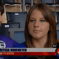 Student Suspended for Jeering Jamey Rodemeyer's Sister: VIDEO