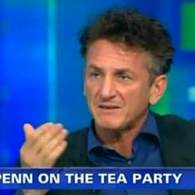 Sean Penn Calls Out the Tea Party on Racism: VIDEO