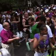 Gay Bishop Gene Robinson's Message is 'Love Free or Die': VIDEOS