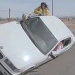 M.I.A. is a Bad Girl in the Desert: VIDEO