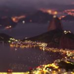 Rio de Janeiro and Carnival, in a Tilt-Shift Time-Lapse: VIDEO