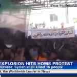 NEWS: Homs, Tornados, And Miley Cyrus
