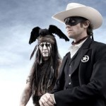 First Look: Armie Hammer and Johnny Depp in 'The Lone Ranger'