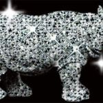 Rhinestone-Encrusted Rhino to Mark Birmingham, UK's Gay Village