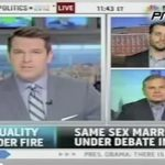 Thomas Roberts Asks NOM's Brian Brown if He is 'Exhausted' by Constantly Opposing Equality: VIDEO