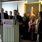Pro-Equality Coalition Speaks Out Against Repeal of New Hampshire's Marriage Equality Law: VIDEO