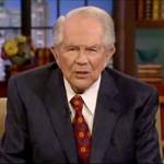 Pat Robertson Says 'Ex-Gay' Man's Homosexual Compulsions 'Related to Demonic Possession': VIDEO