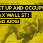 ACT UP Announces 25th Anniversary Occupy Wall Street March