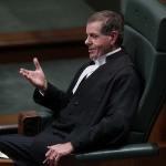 Embattled Australian Speaker Peter Slipper Steps Down
