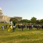 Herman Cain's Capitol Hill Rally a Major Fail