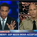Sheriff Paul Babeu Tells Don Lemon He Can Help 'Bridge the Chasm' in the GOP on Gay Issues: VIDEO