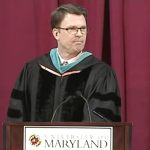 OPM director John Berry Talks About Changing Face of Gay Rights, Late Partner in Speech to UMD Grads: VIDEO