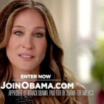 Have Dinner with Carrie Bradshaw and Obama: VIDEO