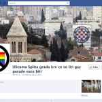 Facebook Group Warns Blood Will Flow if Croatia Gay Parade Happens, Shows Off Gasoline Bombs