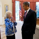 Betty White Talks About Her Meeting with Obama, Gay Marriage