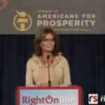 Sarah Palin At The Right Online 'New Media' Conference: VIDEO