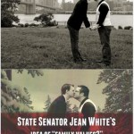 No Apologies From Political Group Who Pilfered Gay Couple's Wedding Pic For Attack Ad