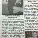 Nova Scotia Newspaper Runs Prank Wedding Announcement Featuring Two Straight Guys