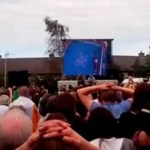 Irish Town Goes Berserk After Female Boxer Wins Country's First Gold Medal of the 2012 Olympics: VIDEO