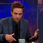Jon Stewart and Robert Pattinson Have an Ice Cream Cosmopolis Break-Up Therapy Session: VIDEO
