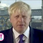 London Mayor Boris Johnson Sees No Reason Why Marriage Should Be Denied to Gay People: VIDEO