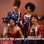 Dragapella Group The Kinsey Sicks Agrees with Todd Akin's Statements About Rape: VIDEO