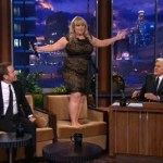 'Pitch Perfect' Star Rebel Wilson is on The Edge of Glory: VIDEO