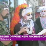Salvatore Cordileone Jokes About DUI, is Installed as SF Archbishop as Gay Groups Protest: VIDEO