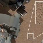 Scientists Spot Metallic Object as Curiosity Probe Takes First Scoopful of Mars: VIDEO